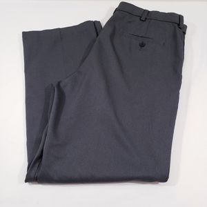HAGGAR PANTS COOL18 PRO CLASSIC FIT LIGHTWEIGHT